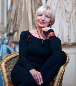 Vlasta Rittig, Choreografin und Leiterin von Divertimento